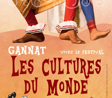 Festival des Cultures du Monde ALLIER - Location GITE